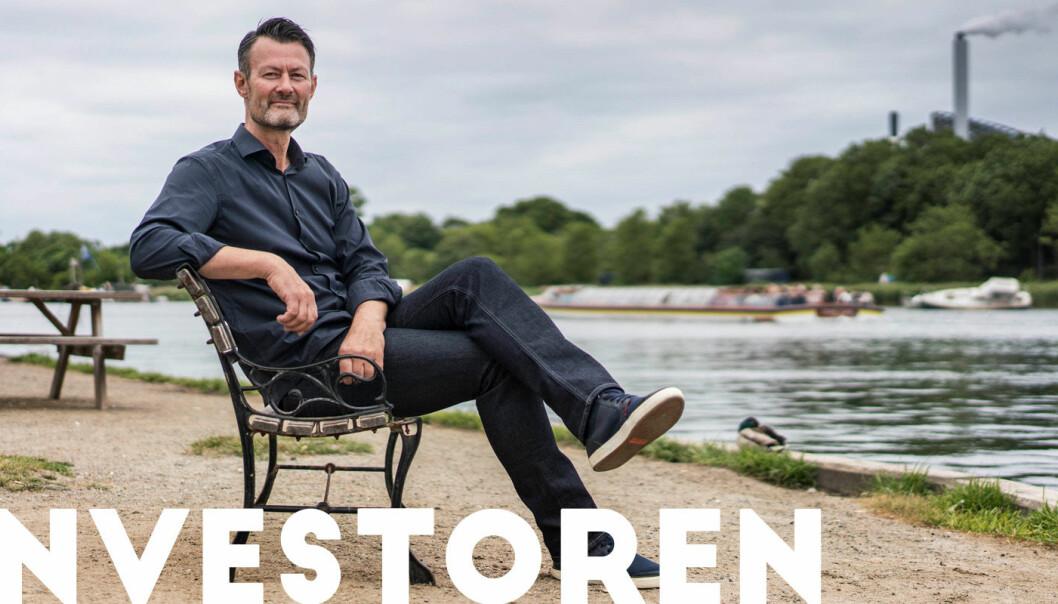 Managing partner Tommy Andersen i byFounders. Foto: Stine Bidstrup