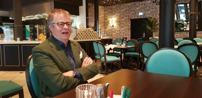 Styreleder Jan van Oord i investornettverket pymwymic, som spesialiserer seg på impact-investeringer.