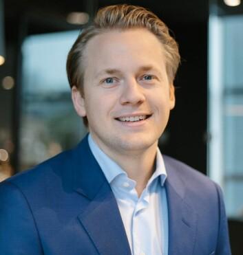 Erik Berg Solheim, manager, Itera. Foto: Olav Løkke, Itera