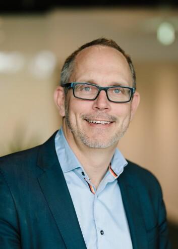 Tom Kr. Foosnæs, Senior Manager, Itera. Foto: Olav Løkke, Itera