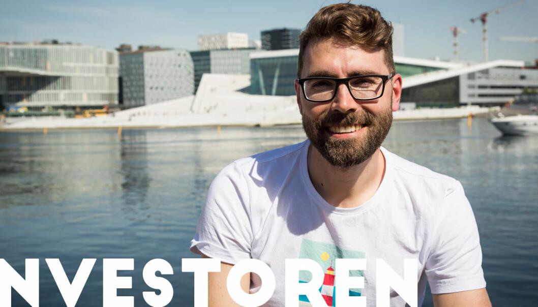 Finsk-norske Claes Mikko Nilsen skal gjennom fondet NordicNinja investere 100 millioner euro i norske scaleups - og åpne venture-porten mellom Norden og Asia. Foto: Per-Ivar Nikolaisen