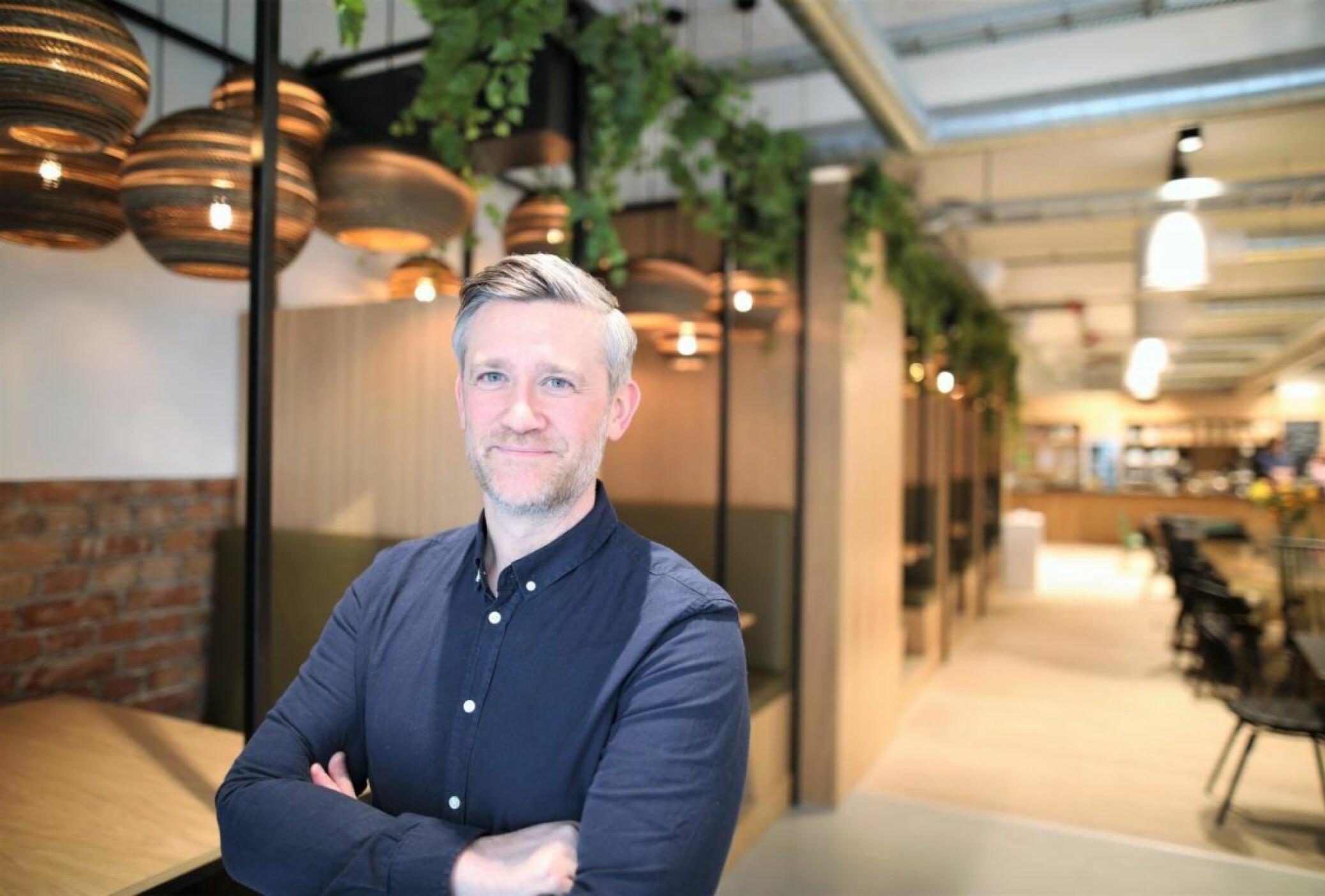 David Baum tror selskapene kan få til mye mer sammen, og gleder seg over oppkjøpet.