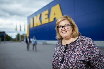 Clare Rodgers, administrerende direktør i IKEA Retail Norge.