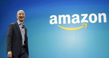 Jeff Bezos, daglig leder for Amazon, har tenk annerledes om varehandel og logistikk. Foto: AP Photo/Ted S. Warren, File