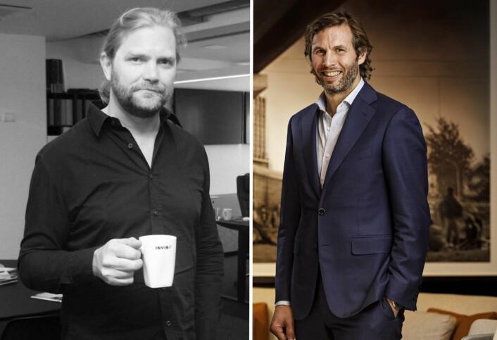 Selvaag-arving Tharald Nustad og Øyvind Schage Førde i Møllergruppens holdingselskap Aars ser gjerne flere og større samarbeid mellom norske familiekontor.