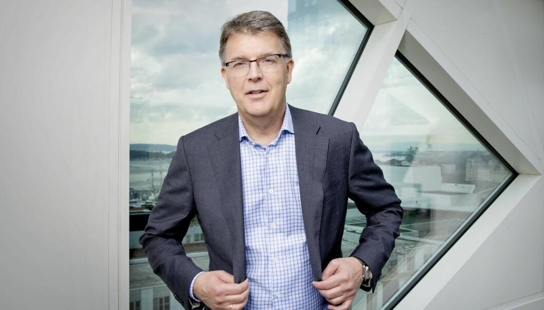 Partnerne i Deloitte valgte Sjur Gaaseide som ny CEO i Deloitte Norge fra 1. juni 2019. Foto: Presse