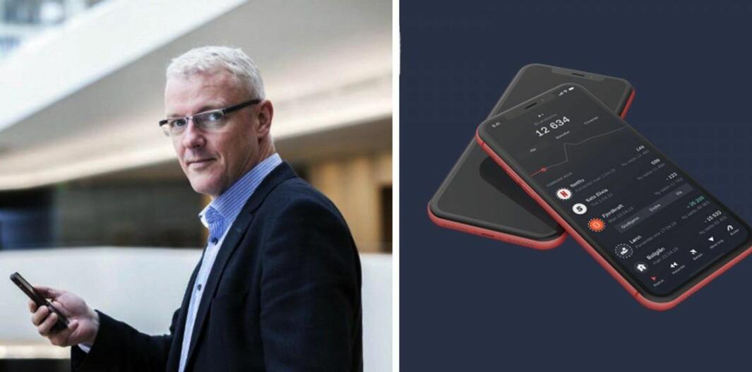 Torvald Kvamme er direktør for Bulder Bank, som Sparebanken Vest står bak. Foto: Sparebanken Vest.