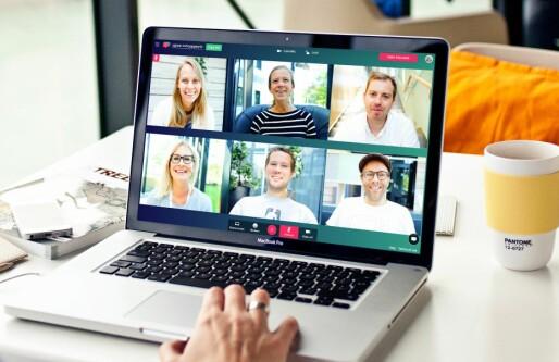Oslo-skole måtte stenge Whereby-undervisning: Naken mann dukket opp på skjermen