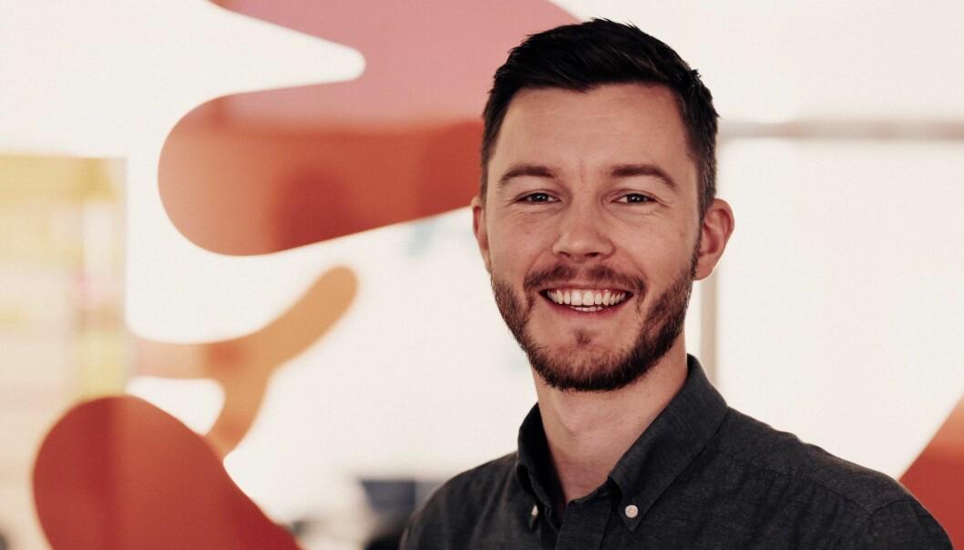 Kristoffer Gallefoss er ny  kommersiell leder i Lendo.