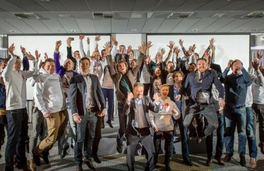 Nordea velger ut fintech-selskaper i Oslo denne uken. Kun ett av 35 selskaper er fra Norge.