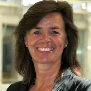 SUSANNE HANNESTAD, leder for Fintech Mundi.