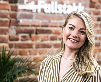 Fra Schibsted til Fullstakk: Anett Nylander skal sikre vekst