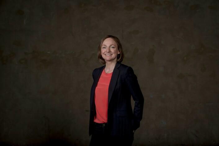 Liv Freihow er direktør for næringspolitikk og Fintech-spesialist i IKT Norge. Foto: Presse