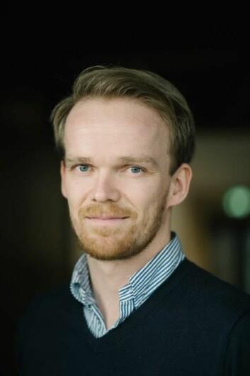 Petter Nybakk.