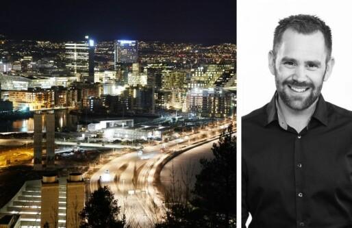 Full fart for norsk proptech: – Folk klager på dieselbiler på tomgang i to minutter. Men byggene står på fullgang 20 timer i døgnet