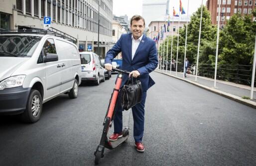 Pål T. Næss går fra Innovasjon Norge til vekstselskap: