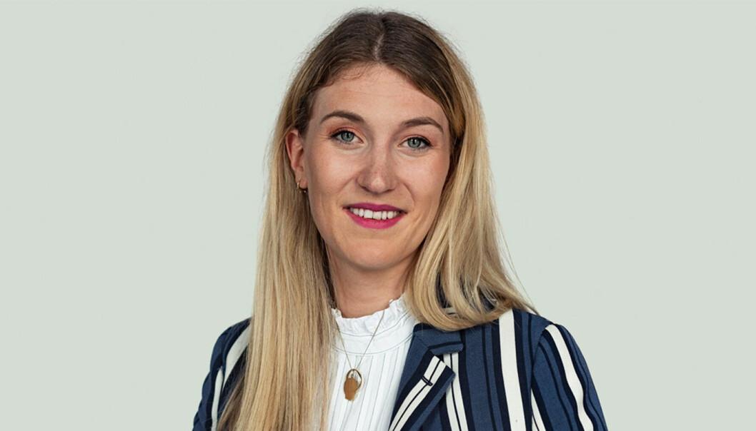 Amalie Holt går fra NTNU Accel til Folkeinvest