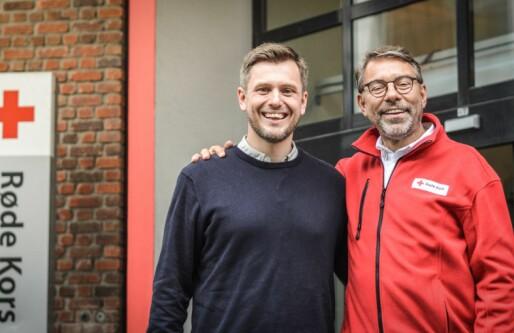Røde Kors inngår startup-samarbeid: Skal