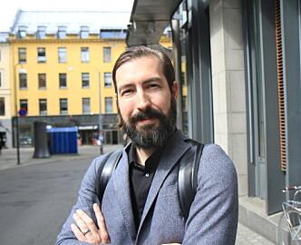 Sean Percival blir direktør for den nye akseleratoren X2 Labs i Stavanger