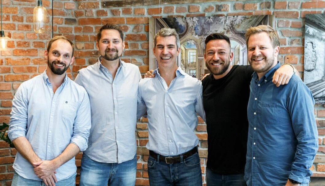 Gründer, styremedlem og teknologisjef Christian Persson Hager, gründer og styremedlem Karl Alveng Munthe-Kaas, gründer og styreleder Jacob Tveraabak, gründer og CEO i Getaround Sam Zaid og CEO i Nabobil.no Even Tangen Heggernes.