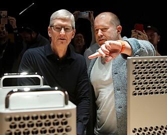 Apples sjefdesigner starter eget selskap