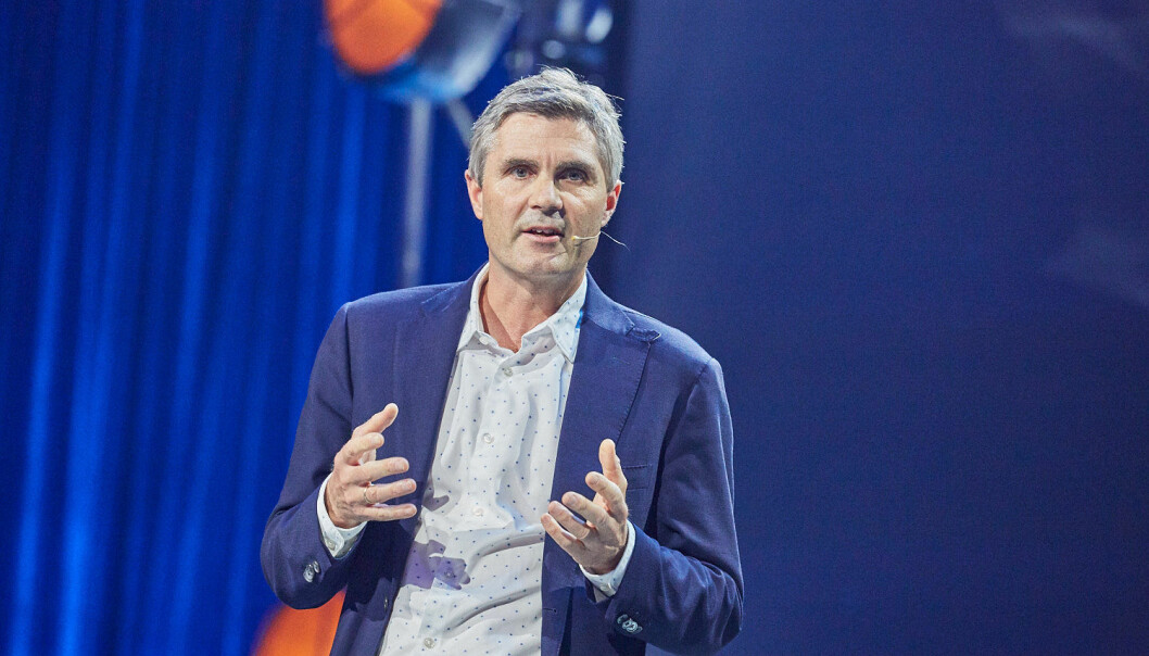 Cognite-gründer John Markus Lervik mener norske oppstartsbedrifter har mye å vinne på å utforske mulighetene som ligger i data de allerede besitter.