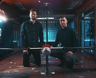 James Murdoch investerer millionbeløp i norsk droneselskap fra NTNU