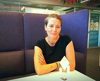 Helseteknologi−sjef Kathrine Myhre: — Norske gründere er pionerer, nå må investorene ta sjansen
