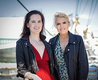 Marie Louise Sunde og Isabelle Ringnes ville sikre seg #HunInvesterer