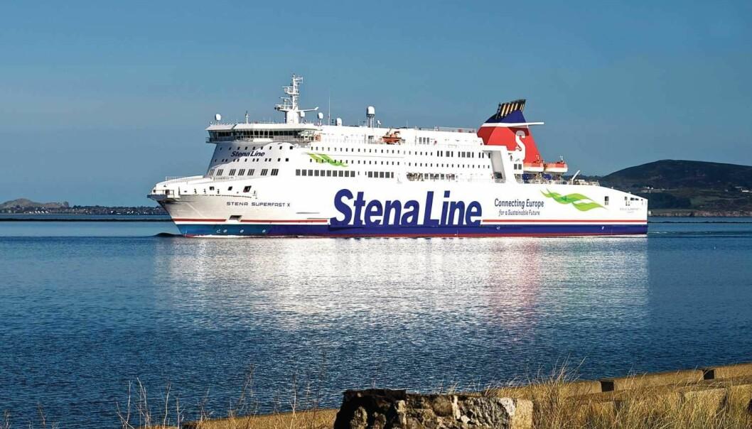 Illustrasjonsfoto: Stena Line