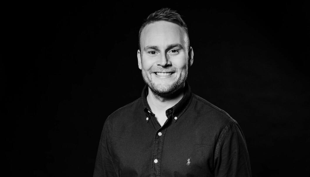 Kenneth Lorentzen er markedsstrateg, digital markedsfører og innholdsprodusent. Foto Karina Rønning