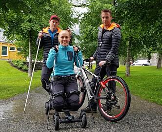 Fra rulleski til rullestol: Norske bremse-gründere gir gass i nytt marked