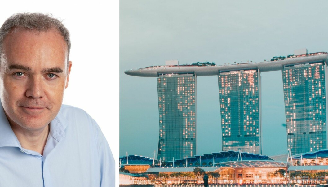 Norske William Klippgen leder nytt fond på 190 millioner norske kroner i Singapore.