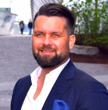 Erik Holmén leder norgeskontoret til GetAccept.