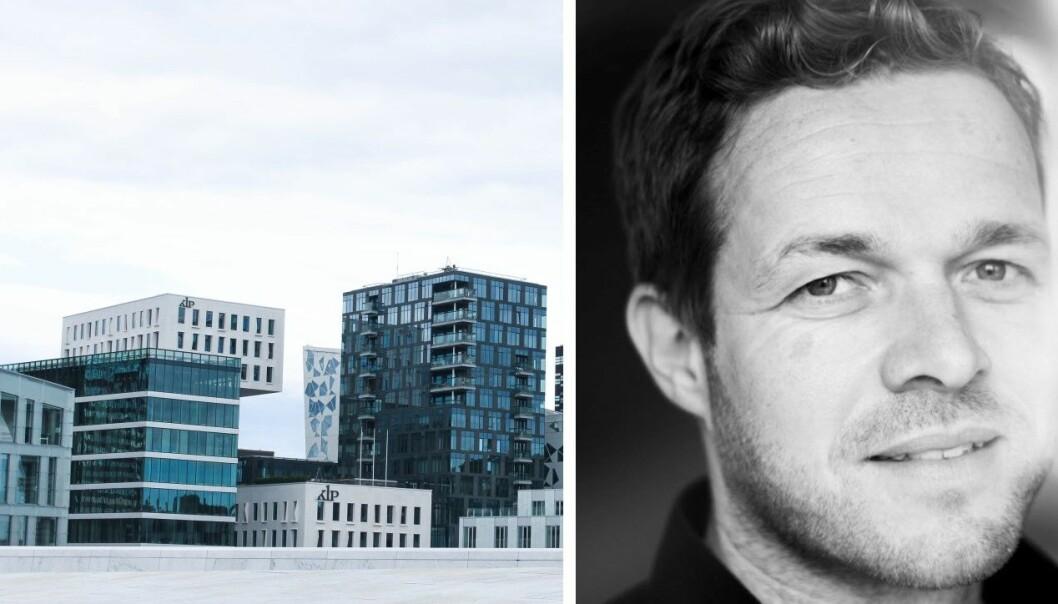 Investeringer i stål og betong holder ikke om norsk næringsliv skal henge med i den globale utviklingen, advarer Fredrik Winther i 2M2D.