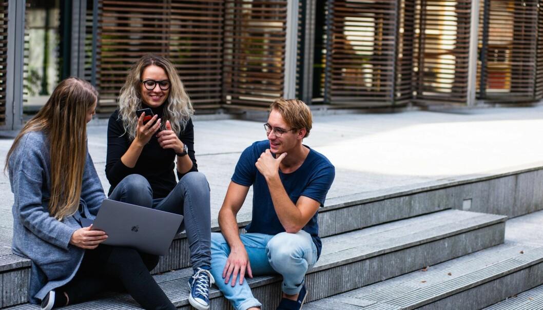 Hvis OKR bidrar til å motivere og engasjere ansatte i ledende organisasjoner så kan det også fungere for studenter i et klasserom, mener Karl Philip Lund. Illustrasjonsfoto