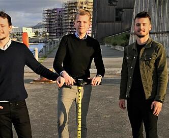 Startet turist-app med åtte el-sparkesykler i Stavanger. Det likte ikke kommunen.