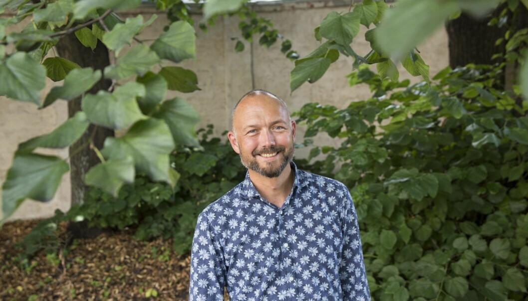 Kristian Bye fra Bright og Bedd blir ny markedssjef i Remarkable. Foto: Per-Ivar Nikolaisen