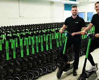 Kommunen tapte i retten mot elsparkesykkel-selskapet