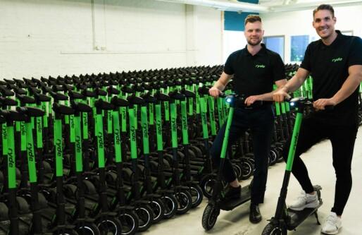 Trondheim kommune saksøker Ryde: – Fint, mener selskapet selv