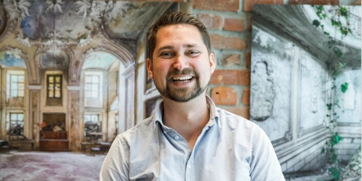 Karl-Munthe Kaas, medgründer i Nabobil og Kolonial.no Foto: Nabobil