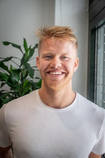 Selskapet ble stiftet av Magnus Arveng med hans mor og bror i august 2016. Foto: Vilde Mebust Erichsen