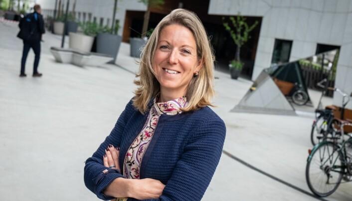 DNBs startup-jeger takker for seg: Nå røper hun den nye jobben