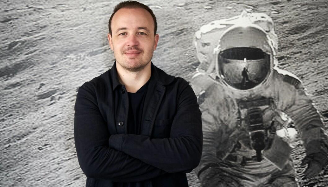 Gründer og CEO Ken Villum Klausen i Lunar Way. Foto: Presse