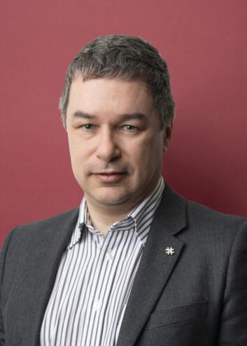 Endre Angelvik er direktør for mobilitetstjenester og sitter i Ruters ledergruppe. Foto: Jeton Kacaniku/Ruter