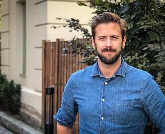 Thomas Kjellberg er ny digital produktsjef i Dignio