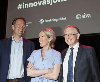 Innovasjonstalen: Dette er Innovasjon Norges ti råd for hvordan landet skal bygges