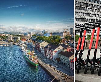 Stavanger sier ja til sparkesykler: