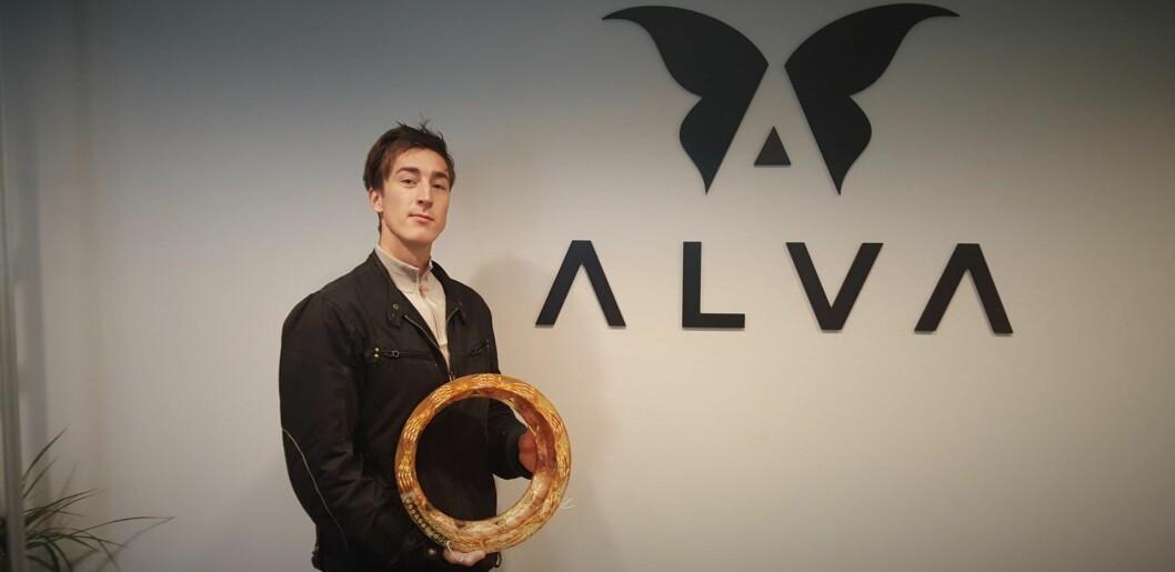 Jørgen Selnes, CEO i Alva Industries, mener selskapet vil bli den foretrukne leverandøren av elektriske motorløsninger på et globalt nivå.. Foto: Torill Henriksen