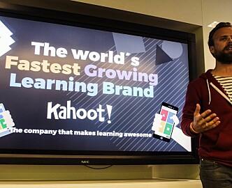 En norsk startup som kan «vinne alt»: Og for Kahoot og Johan Brand handler det ikke om Norden
